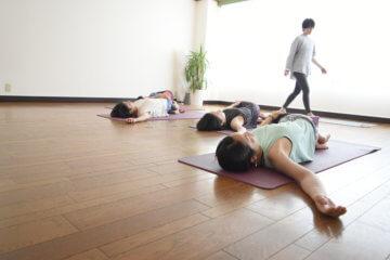 呼吸を整えて心と身体のメンテナンスをしましょう